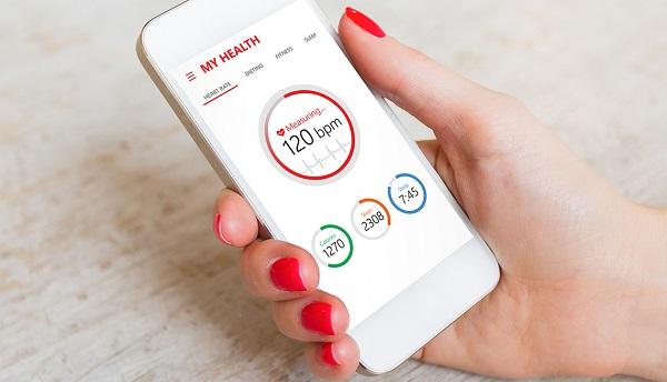 Ứng dụng đo nhịp tim