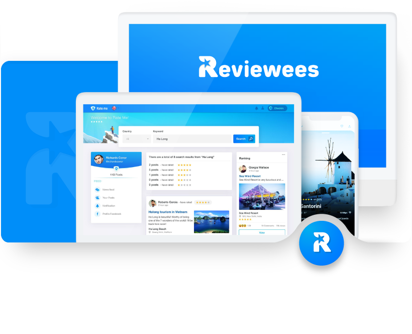 WEBSITE REVIEWEES