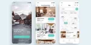 Phát triển ứng dụng booking khách sạn