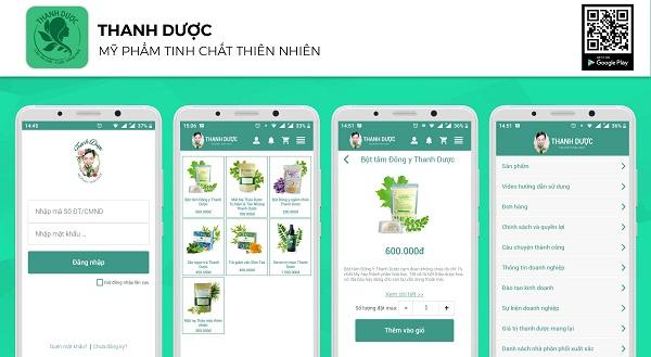 Thiết kế ứng dụng trên mobile