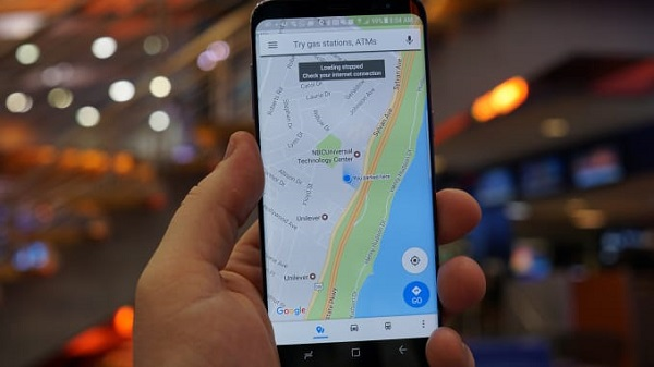 Tích hợp google map vào app ship hàng