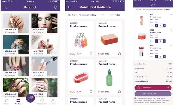 Thiết kế ứng dụng trên di động tăng doanh thu bán hàng