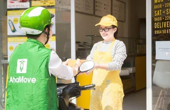 Rủi ro mất khách hàng qua shipper - App giao đồ ăn AhaMove