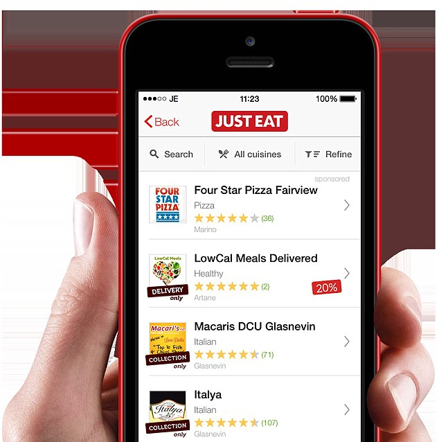 Sự cạnh tranh về giá SALE giữa các nhà hàng