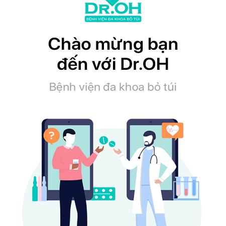 Ngồi ở nhà, đặt lịch khám bệnh viện Nhi đồng 2 với ứng dụng Dr.OH