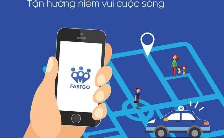 Review về ứng dụng Gọi xe FastGo