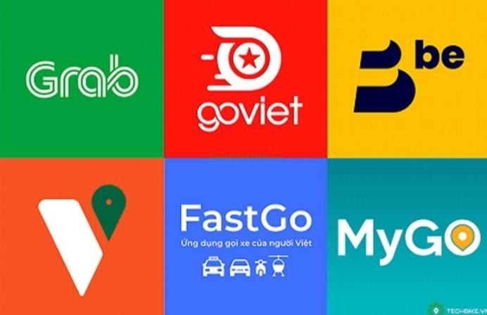 Các ứng dụng đặt xe tại Việt Nam