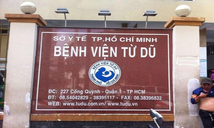 Địa chỉ cơ sở 227 Cống Quỳnh - Bệnh viện Từ Dũ