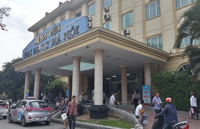 Đặt lịch khám bệnh viện Đại học Y Hà Nội - Chi tiết nhất