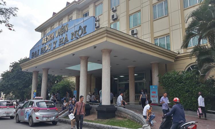 Đặt lịch khám bệnh viện Đại học Y Hà Nội – Chi tiết nhất
