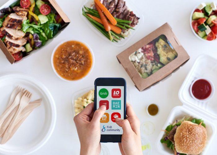 Review 5 App giao đồ ăn miễn phí phổ biến nhất