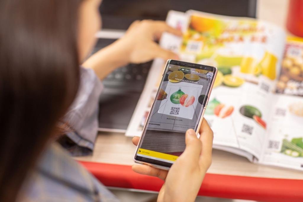 Mua hàng qua các app bán hàng online trở lên dễ dàng hơn