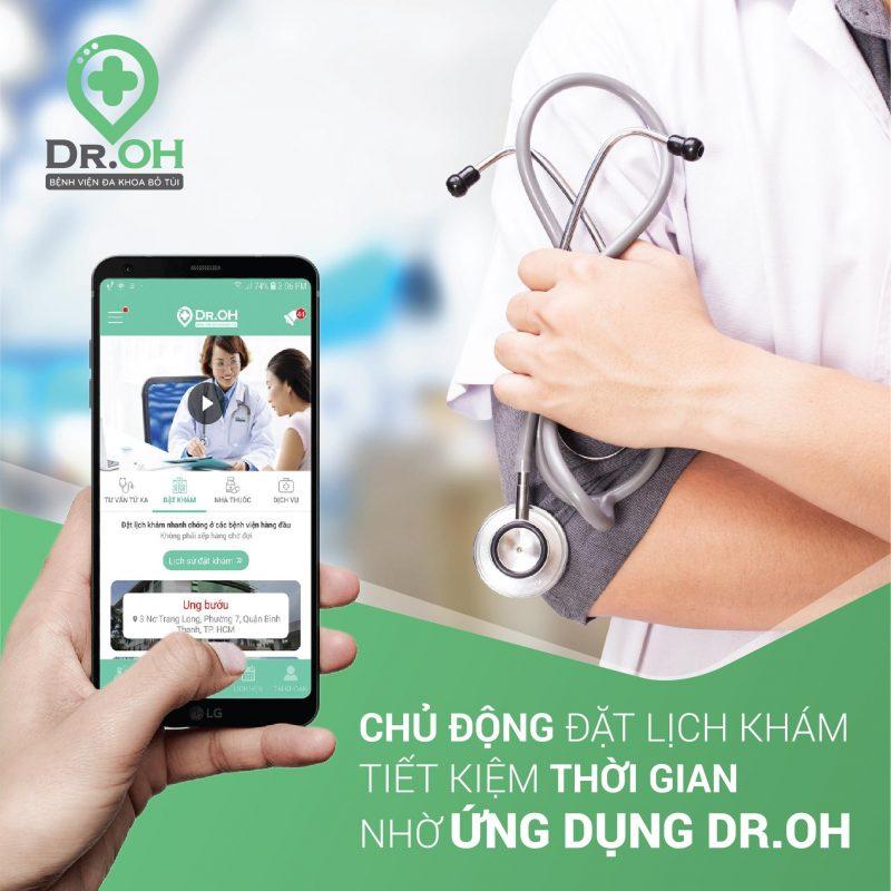 Ưu điểm của ứng dụng Dr.OH