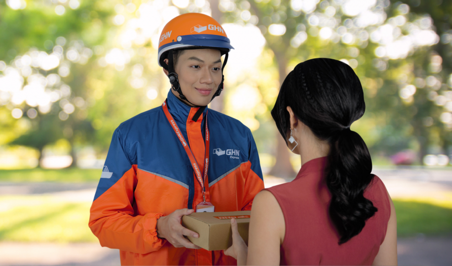 GHN app sẽ giúp chủ các cửa hàng, shop online gửi đơn hàng một cách nhanh chóng và thuận tiện.