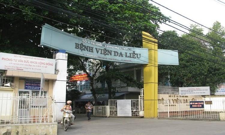 Hướng dẫn đặt lịch khám bệnh viện Da Liễu thành phố Hồ Chí Minh - trụ sở