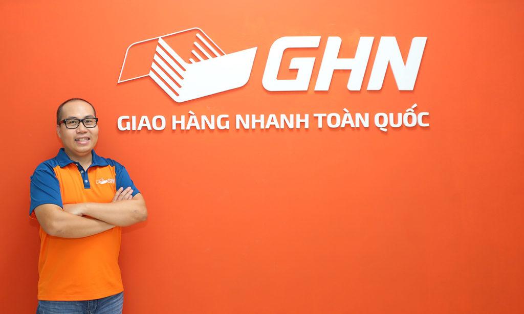 GHN app  giao nhanh chóng thành đơn vị vận chuyển uy tín hàng đầu Việt Nam