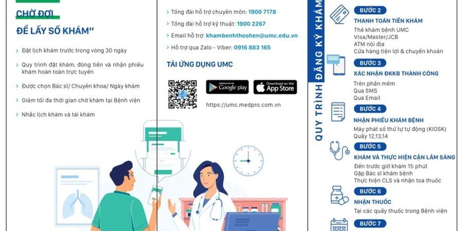 Hướng dẫn chi tiết cách đặt lịch khám bệnh viện Chợ Rẫy
