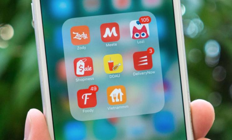 Giao đồ ăn có nên hợp tác với các app đặt hàng?