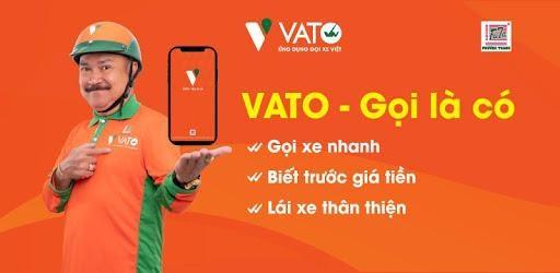 Sau các lần đổi tên và sáp nhập, app gọi xe Vivu nay đổi tên thành app gọi xe VATO - trực thuộc Phương Trang