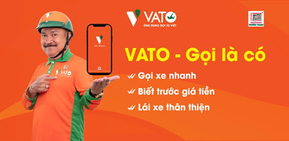 Ứng dụng gọi xe Phương Trang sẽ cạnh tranh như thế nào - VATO gọi là có