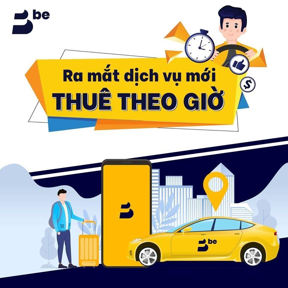 Be Rental - Dịch vụ thuê xe theo giờ đáp ứng được nhu cầu của khách hàng