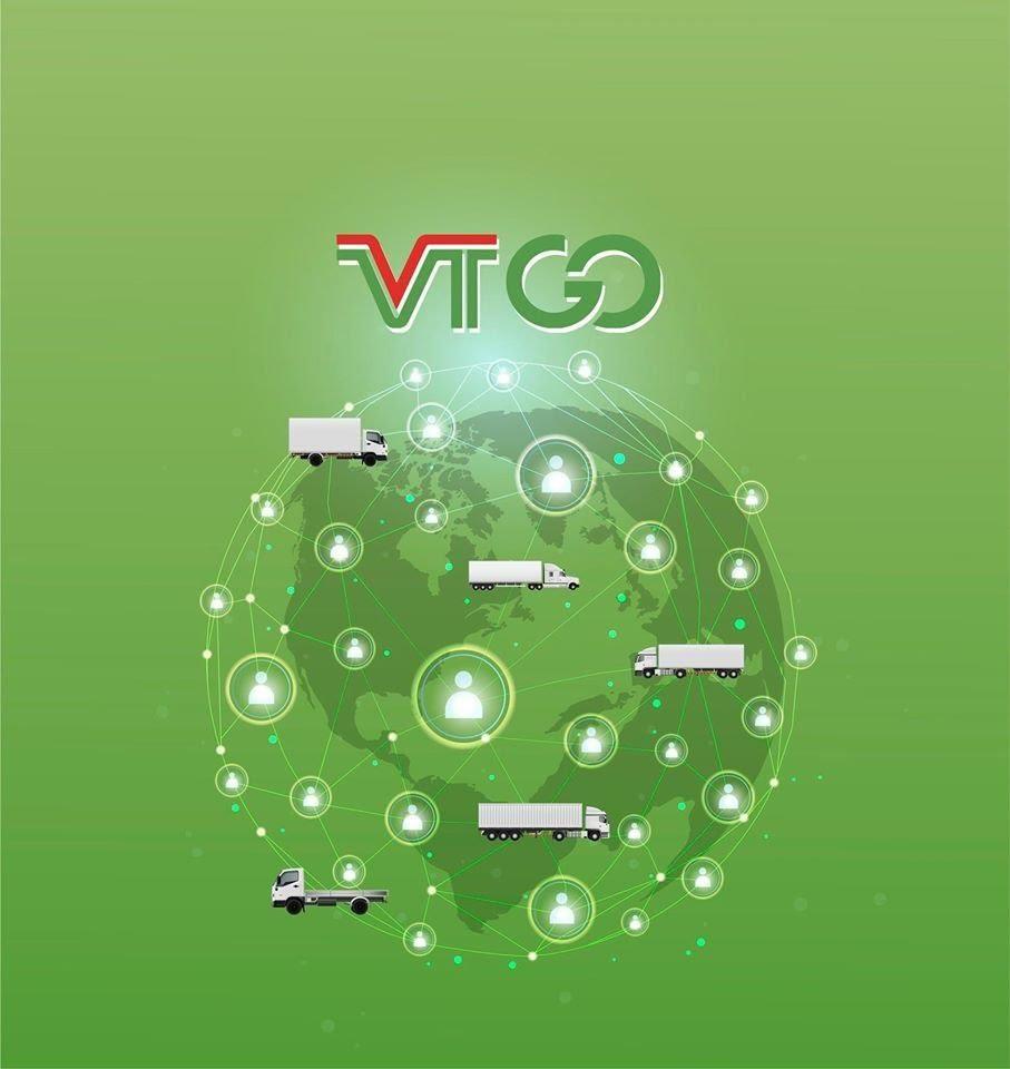 VTGO làm việc như cầu nối giữa người dùng, chủ xe và bác tài