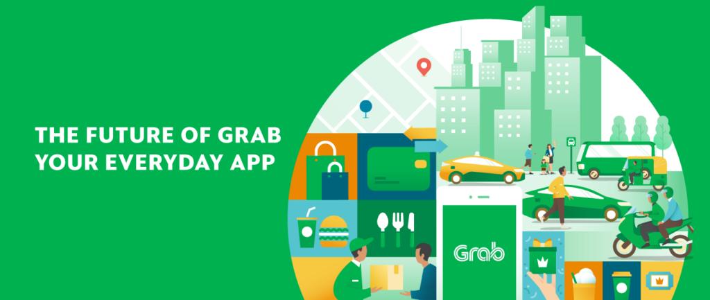 Lần đầu Grab xuất hiện cũng là tiên phong cho việc sử dụng các ứng dụng gọi xe ở Việt Nam