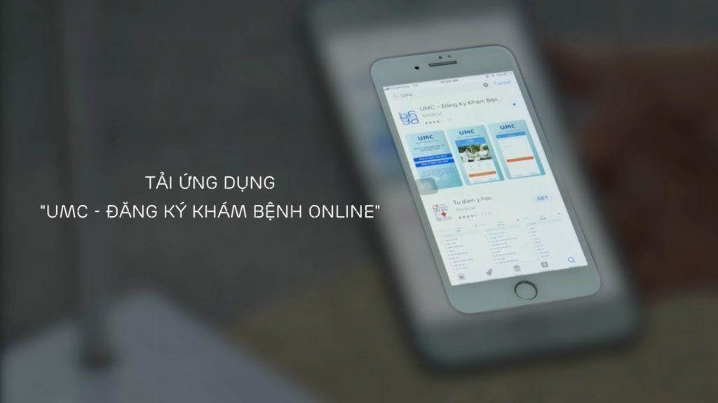 Ứng dụng UMC một ứng dụng tiện ích cho người bệnh.