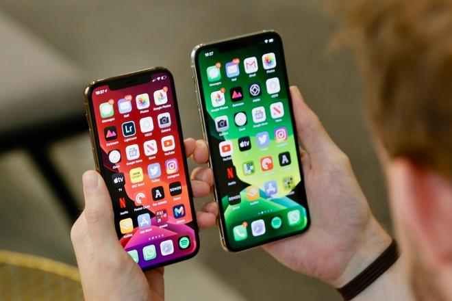 Nhiều người có xu hướng dùng iPhone nhiều hơn