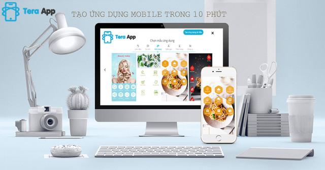 Top 3 nền tảng tạo app bán hàng online - Teraapp