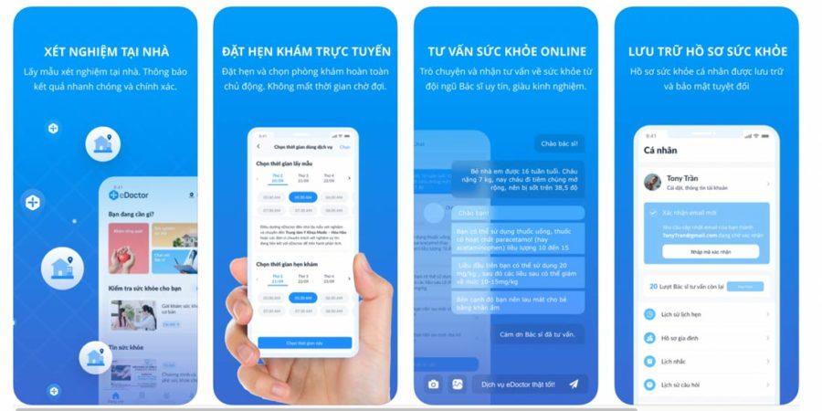 Ứng dụng đặt lịch hẹn được yêu thích nhất trên thiết bị iOS và Android