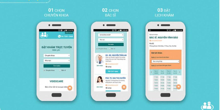 Ứng dụng BookingCare là gì? Hướng dẫn đặt lịch khám bệnh