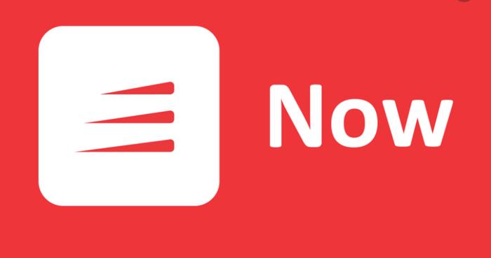 App giao đồ ăn miễn phí Now