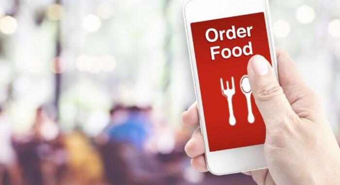 App giao hàng đồ ăn