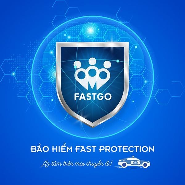 Bảo hiểm ứng dụng gọi xe Fastgo