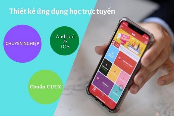 Bmd nhận thiết kế ứng dụng mobile giá rẻ