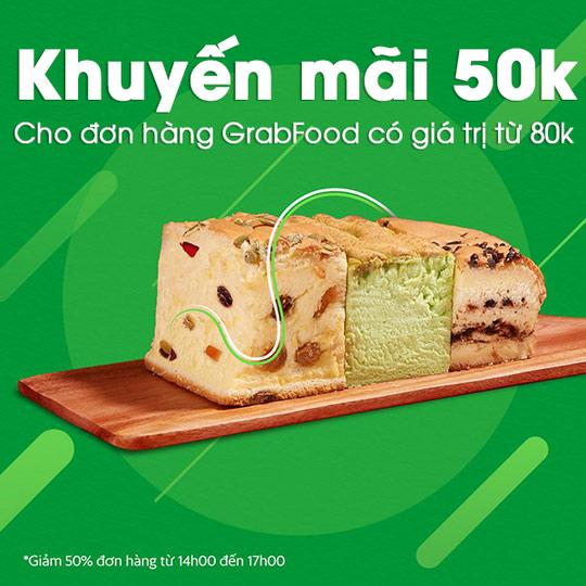 Khuyến mãi trên app giao đồ ăn miền phí Grabfood