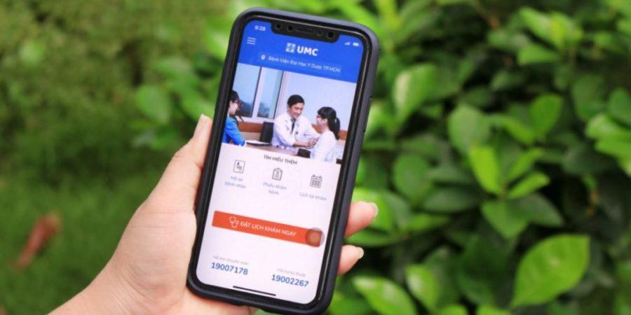 Kỹ năng đặt lịch hẹn khám Bệnh viện Đại học y dược Thành phố Hồ Chí Minh qua ứng dụng UMC