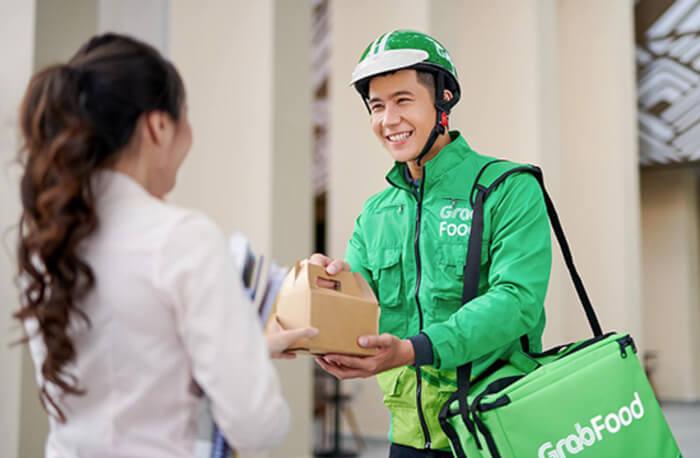 Dịch vụ giao đồ ăn Grab