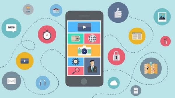 Dịch vụ thiết kế app điện thoại