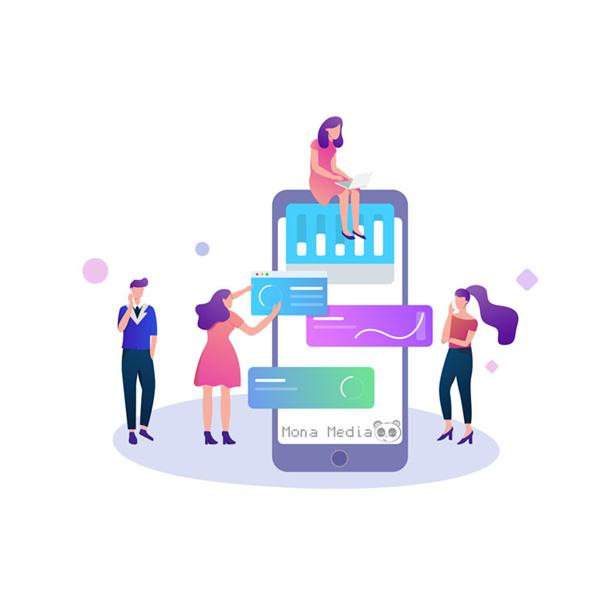 Đối tượng để thiết kế app bán hàng
