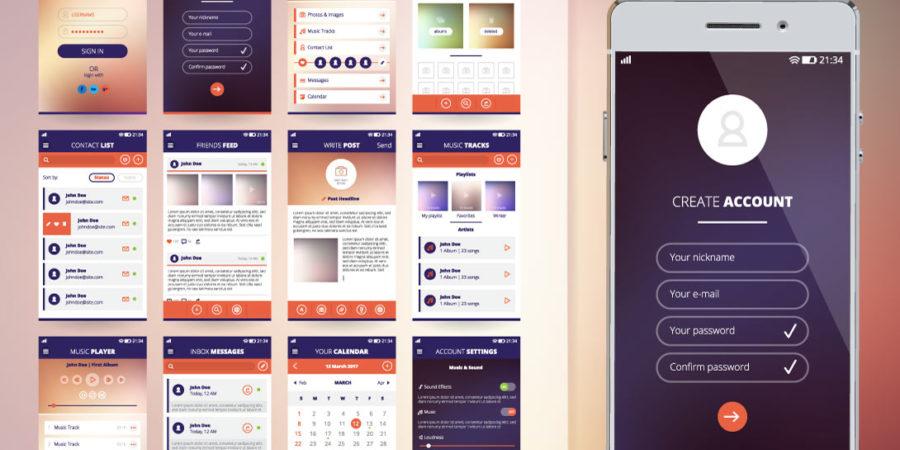 Hướng dẫn thiết kế app mobile