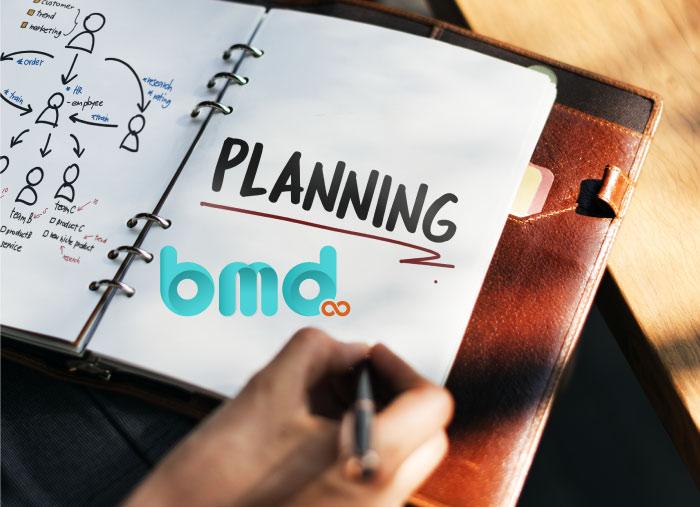 Lập kế hoạch cụ thể cho thiết kế app