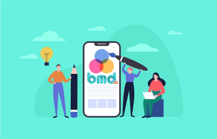 Mẹo tự học thiết kế app mobile - Nắm vững quy tắc thiết kế