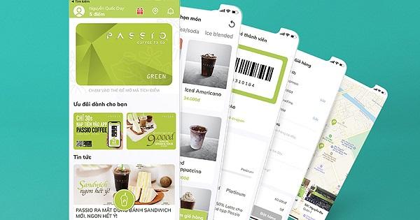 Phần mềm thiết kế app bán hàng online