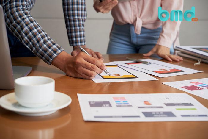 Giá thiết kế app dựa vào quy mô phát triển của ứng dụng