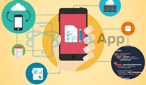 Các bước thiết kế ứng dụng mobile