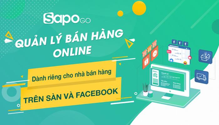 App quản lý bán hàng online sapo