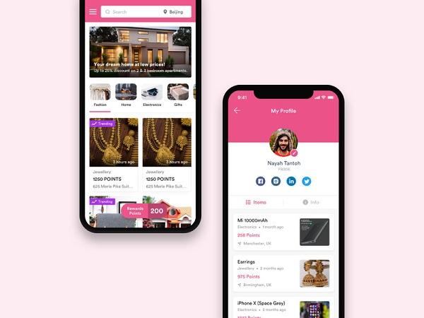 Thiết kế app cho doanh nghiệp