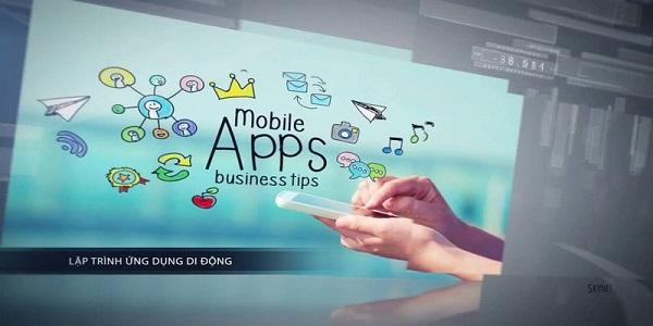 Thiết kế app điện thoại nhanh chóng